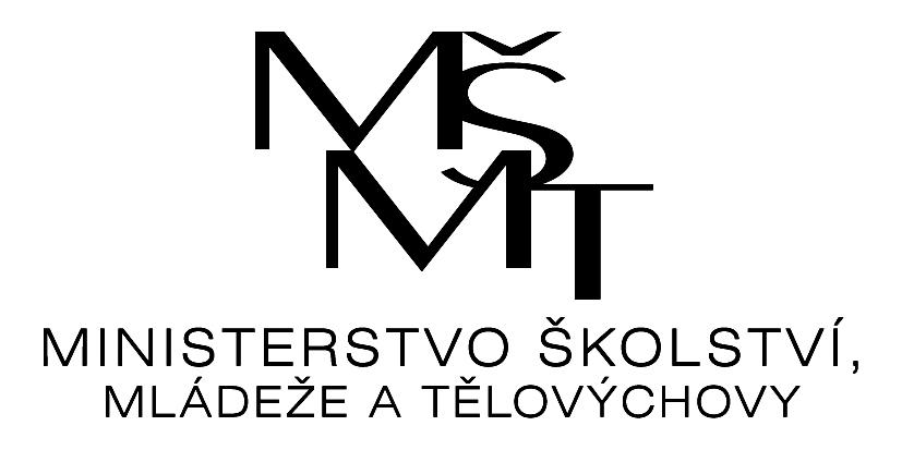 Logo: MŠMT