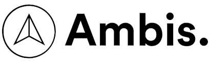 Logo: Ambis vč. odkazu