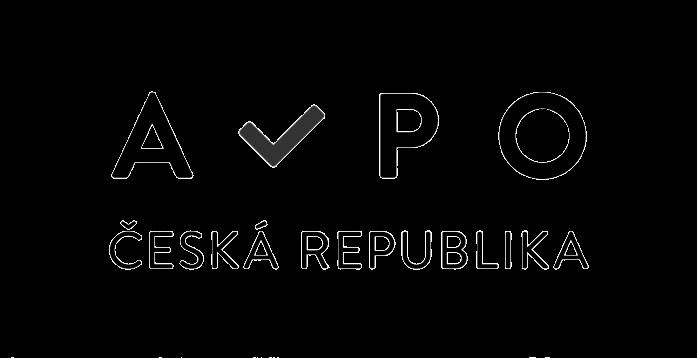 Logo: Asociace veřejně prospěšných organizací vč. odkazu