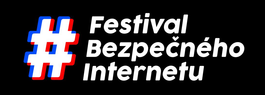 Logo: Festival bezpečného internetu