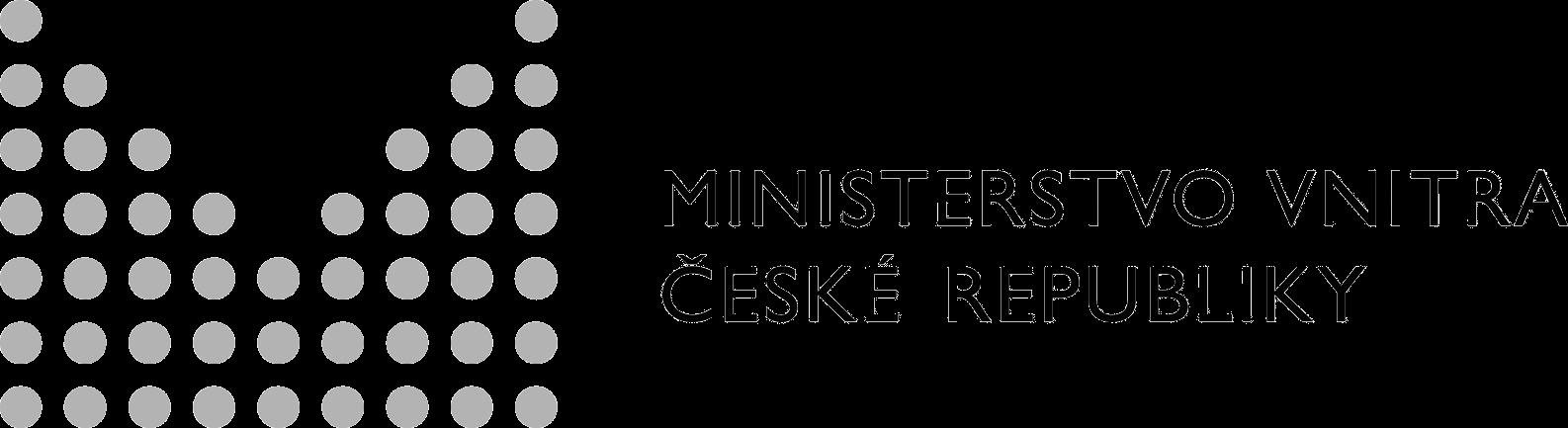 Logo: MV ČR