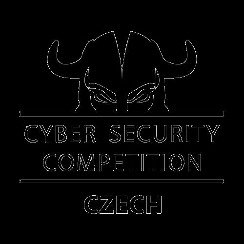 Logo: Kybersoutěž vč. odkazu