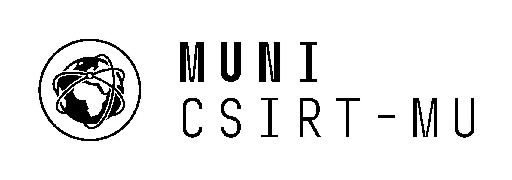 Logo: CSIRT MUNI
